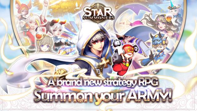 Star Summoners poster