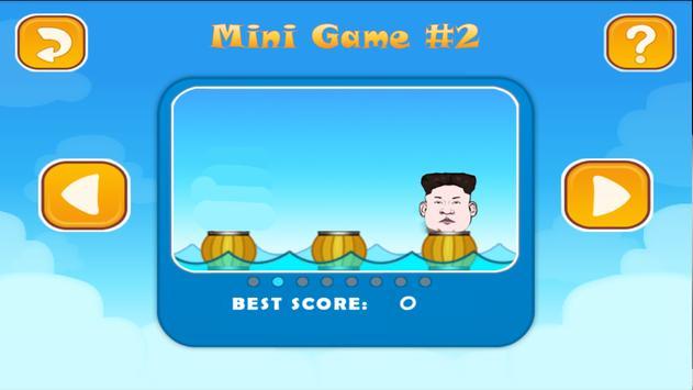 Kim Jong Glider apk screenshot