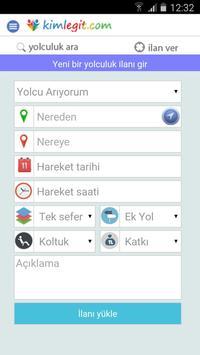 Kimlegit - Araç Paylaşımı apk screenshot