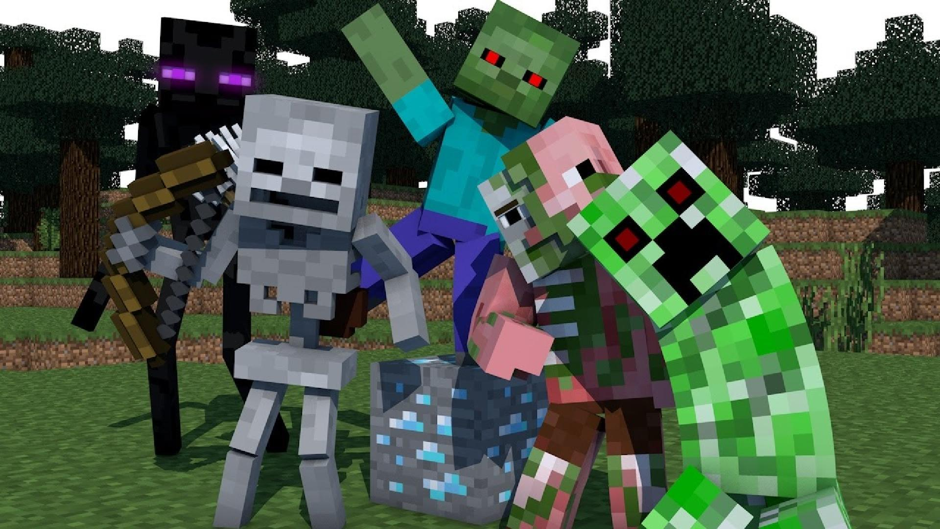 Zombie Monster Skins For MCPE para Android - APK Baixar