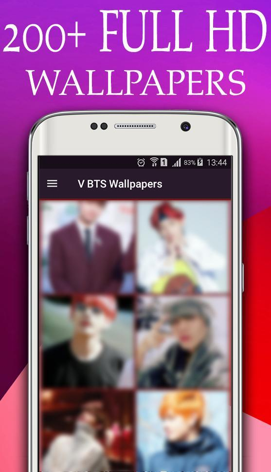 V Bts Wallpapers Kim Tae Hyung Full Hd For Android Apk Download
