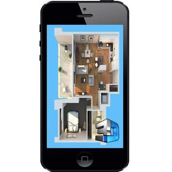 DIY 3D House Plan New screenshot 1