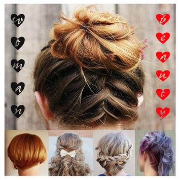 Women Hairstyle Ideas poster