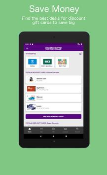 Gift Card Granny - Buy & Sell Discount Gift Cards apk screenshot