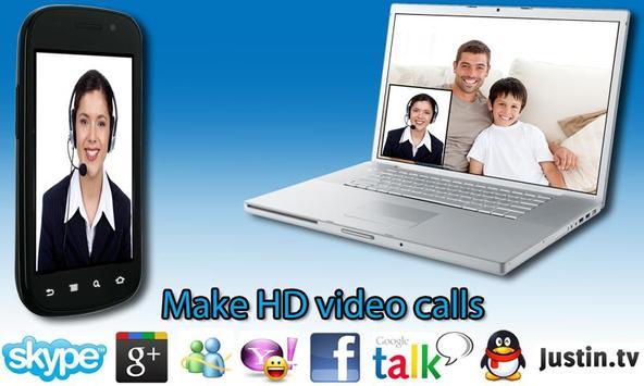 EpocCam - Replace computer USB webcam wirelessly screenshot 1