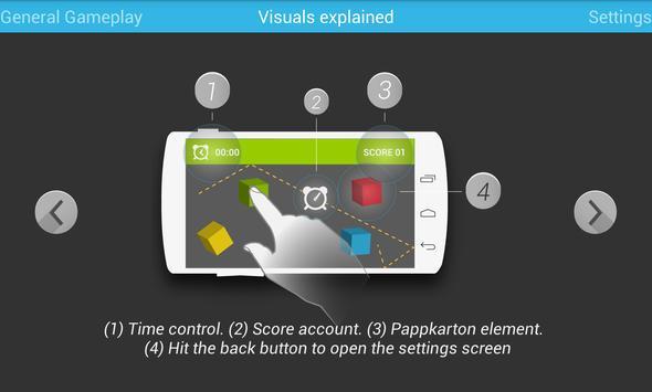 Pappkartons apk screenshot