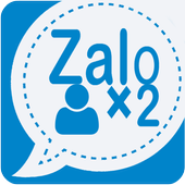 2nd Account for Zalo icon