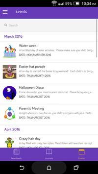 Carramar Childcare Kinderm8 apk screenshot