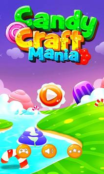 Candy Craft Mania poster