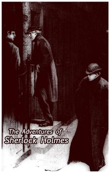 Sherlock Holmes Audiobook poster