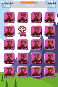 Masha and The Cute Bear screenshot 1