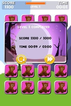 Masha and The Cute Bear screenshot 2
