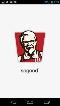 KFC Canada Colonel's Club poster