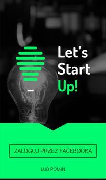 Let's Start Up! poster