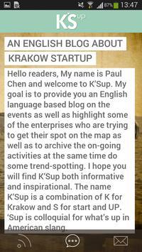 K'Sup apk screenshot