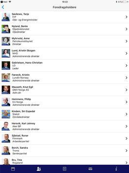 Barentshavkonferansen screenshot 6