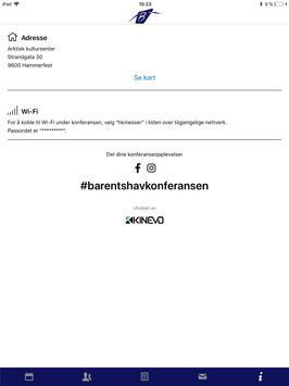 Barentshavkonferansen screenshot 11