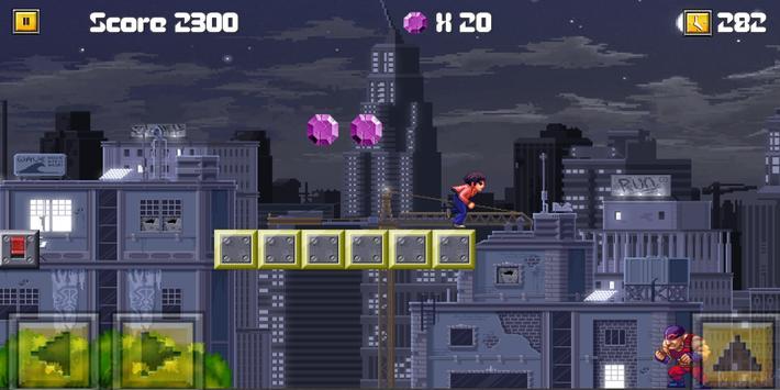 Super Metal Run screenshot 1