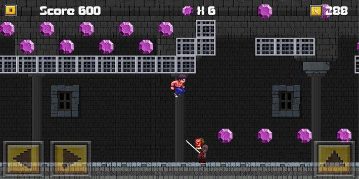 Super Metal Run screenshot 4