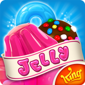 ikon Candy Crush Jelly Saga