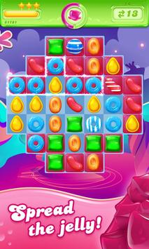 Games Candy Crush Jelly Saga apk android new version Game best
