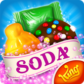 Candy Crush Soda أيقونة