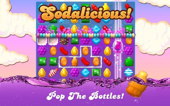 Candy Crush Soda captura de pantalla 6