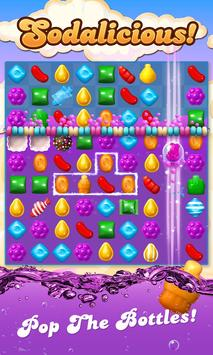 Candy Crush Soda الملصق