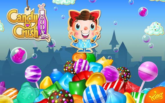 Candy Crush Soda captura de pantalla 16