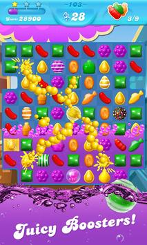 Candy Crush Soda captura de pantalla 1