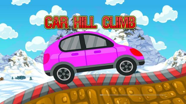 Car Hill Climb poster