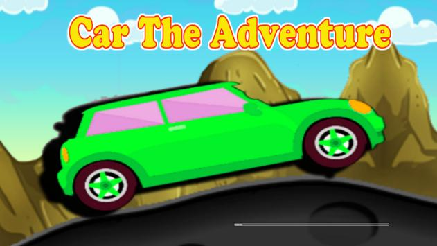 car the adventure poster