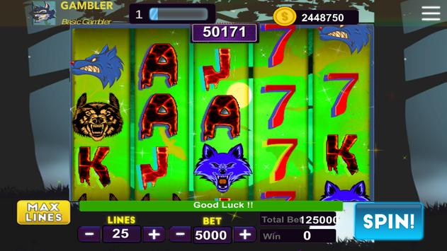Classic Wolf Slot screenshot 1