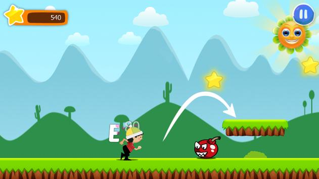 A B C RUN WITH FUN apk screenshot