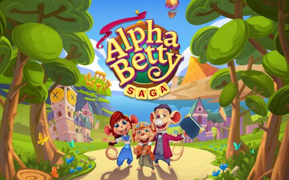 AlphaBetty Saga apk स्क्रीनशॉट