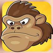 king banana Adventurer runner icon