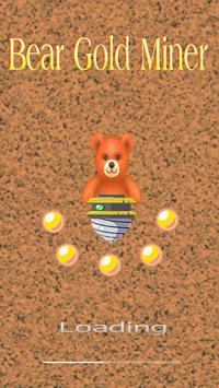 Bear Gold Miner poster