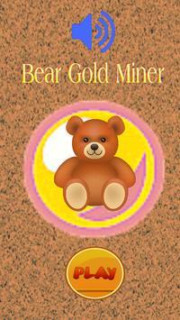 Bear Gold Miner apk screenshot