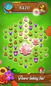 Blossom Blast Saga poster