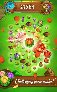 Blossom Blast Saga apk screenshot