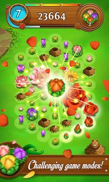 Blossom Blast Saga скриншот приложения