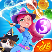 Bubble Witch 3 Saga-icoon