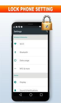 Keypad App Blocker screenshot 1
