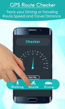 GPS Route Tracker : Running, Cycling & Driving poster