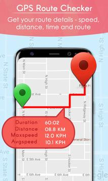 GPS Route Tracker : Running, Cycling & Driving screenshot 1