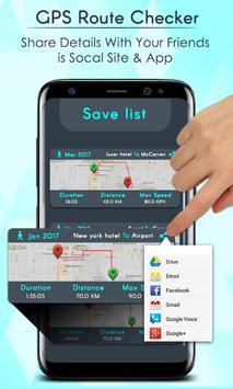 GPS Route Tracker : Running, Cycling & Driving apk screenshot