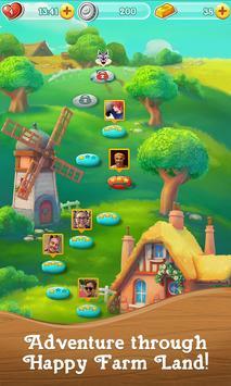 Farm Heroes Super Saga captura de pantalla de la apk
