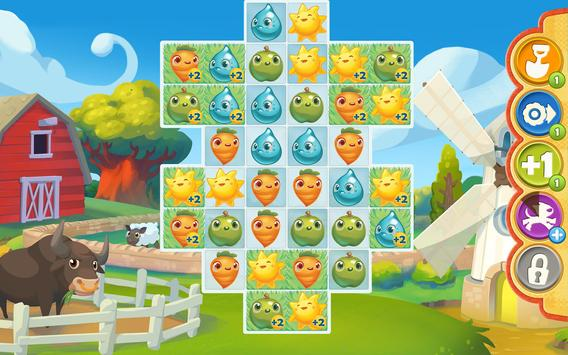 Farm Heroes Saga imagem de tela 11