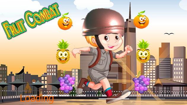 Fruit Combat poster