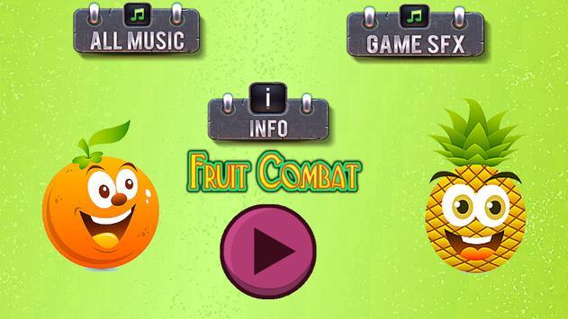 Fruit Combat screenshot 1
